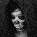 僵尸的微笑